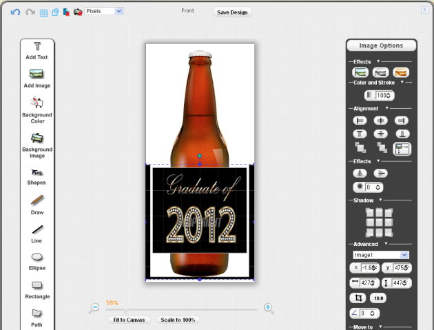 Sell Custom Beer Bottle Labels | Pixopa - Enterprise Web-to-Print ...: www.pixopa.com/web-to-print/sell-custom-beer-bottle-labels