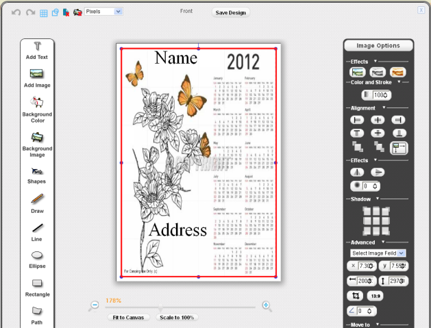 Sell Custom Calendars Pixopa Enterprise Web To Print Ecommerce