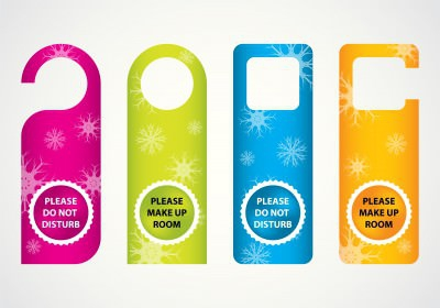 Sell Custom Door Hangers