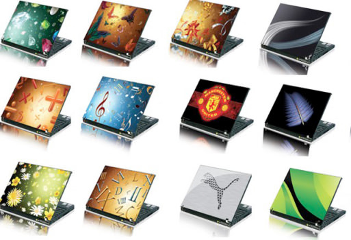 Sell custom laptop skins