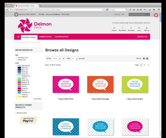 Delmonprint.com